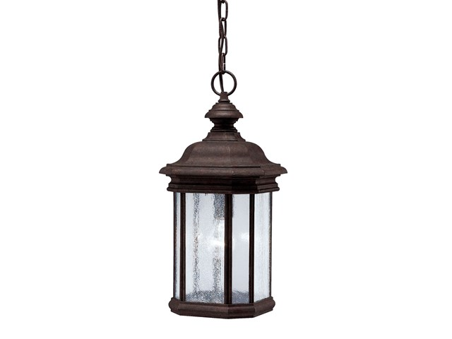 Kirkwood™ 1 Light Pendant Tannery Bronze™
