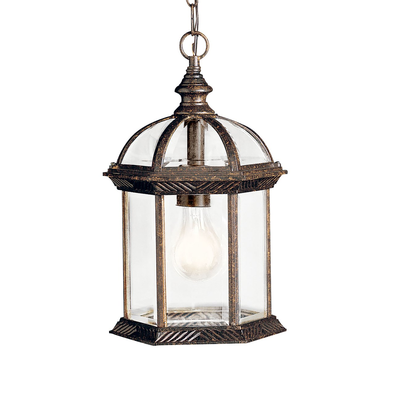 Barrie™ 1 light Pendant Tannery Bronze™