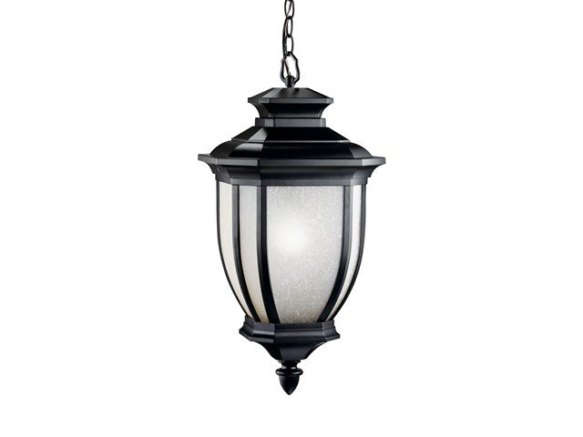 Salisbury™ 1 Light Pendant Black