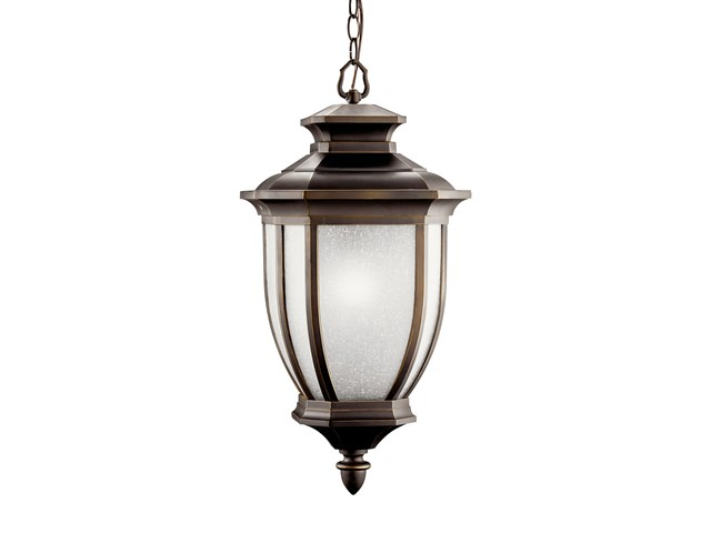 Salisbury™ 1 Light Pendant Rubbed Bronze™