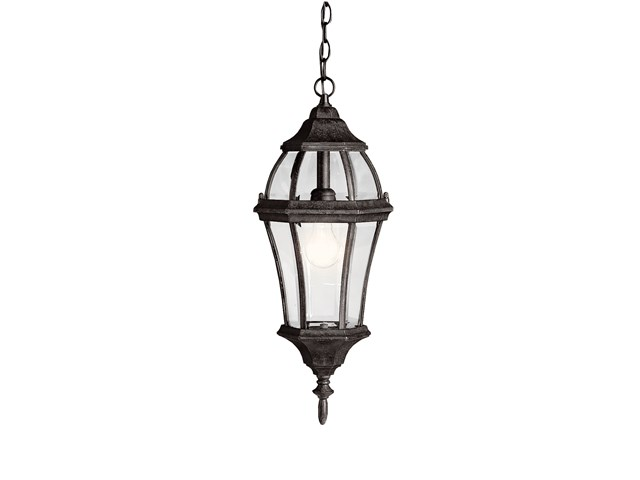 Townhouse 1 Light Pendant Tannery Bronze™