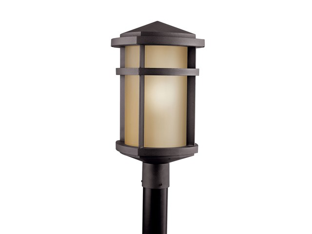 Lantana™ 1 Light Post Light Architectural Bronze