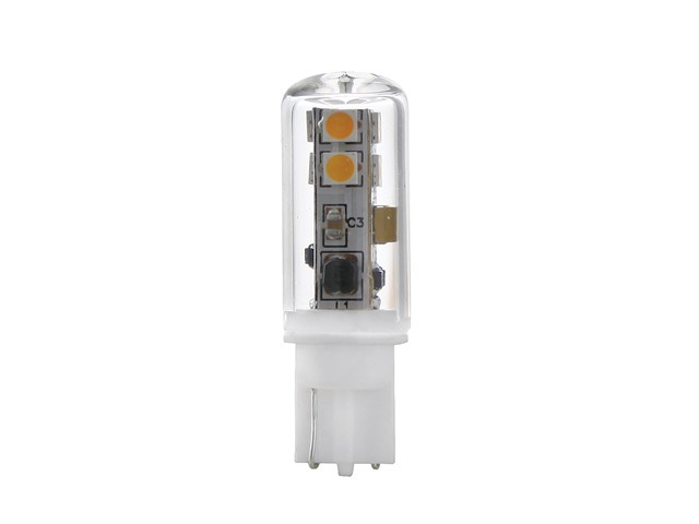 3000K LED T4 Wedge 2W