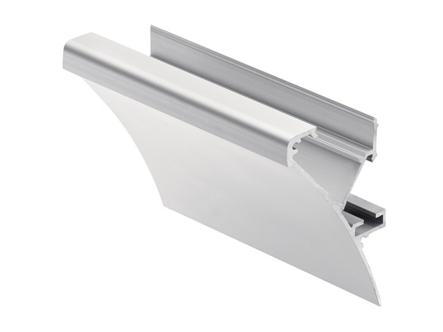 TE Pro Series Crown Molding Contemporary Channel