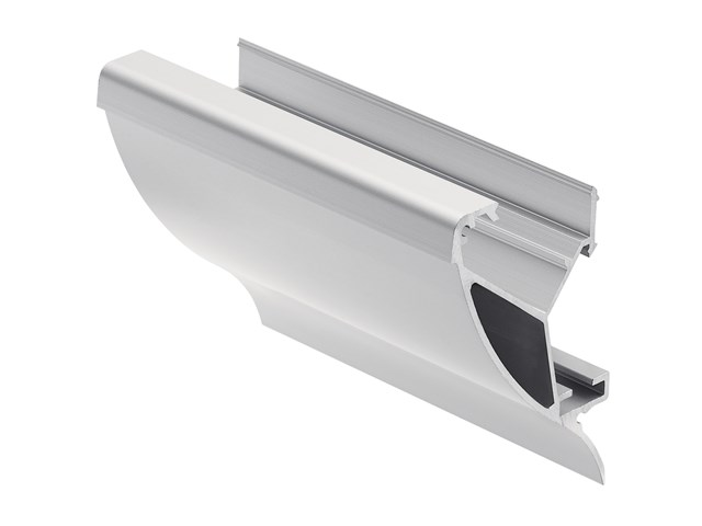 TE Pro Series Crown Molding Traditional Channel