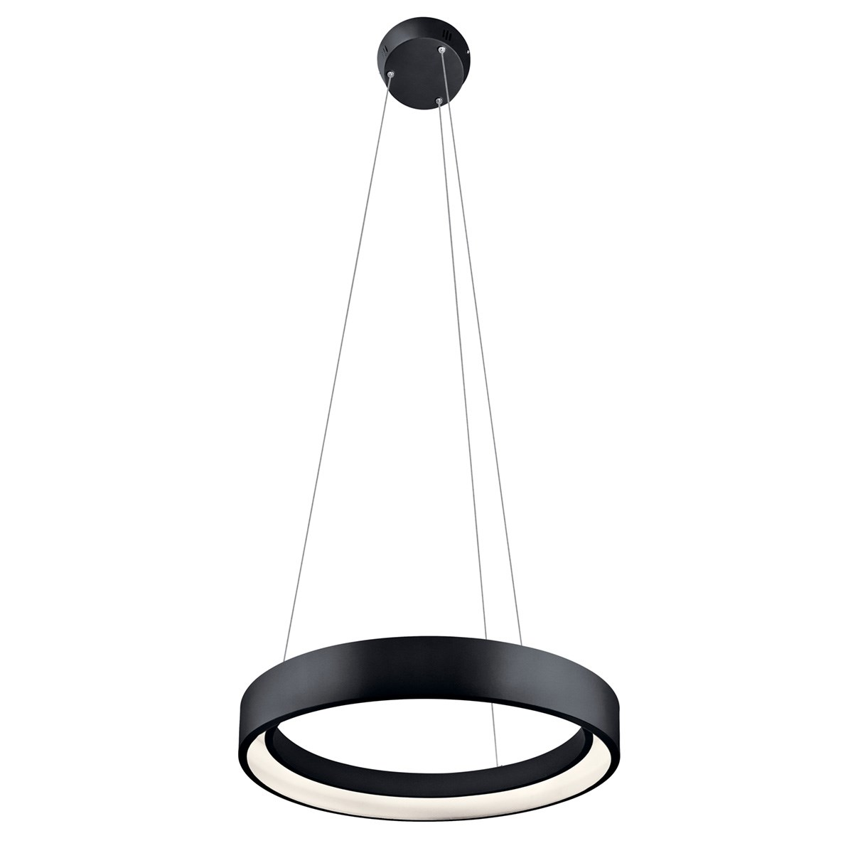 "Fornello™ 17.75"" 1 Light LED Textured Black"